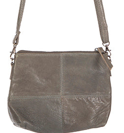 Love THAT leather Pouch Bag OLIVE