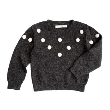 Esencia Alpaca Kids Sweater Dots