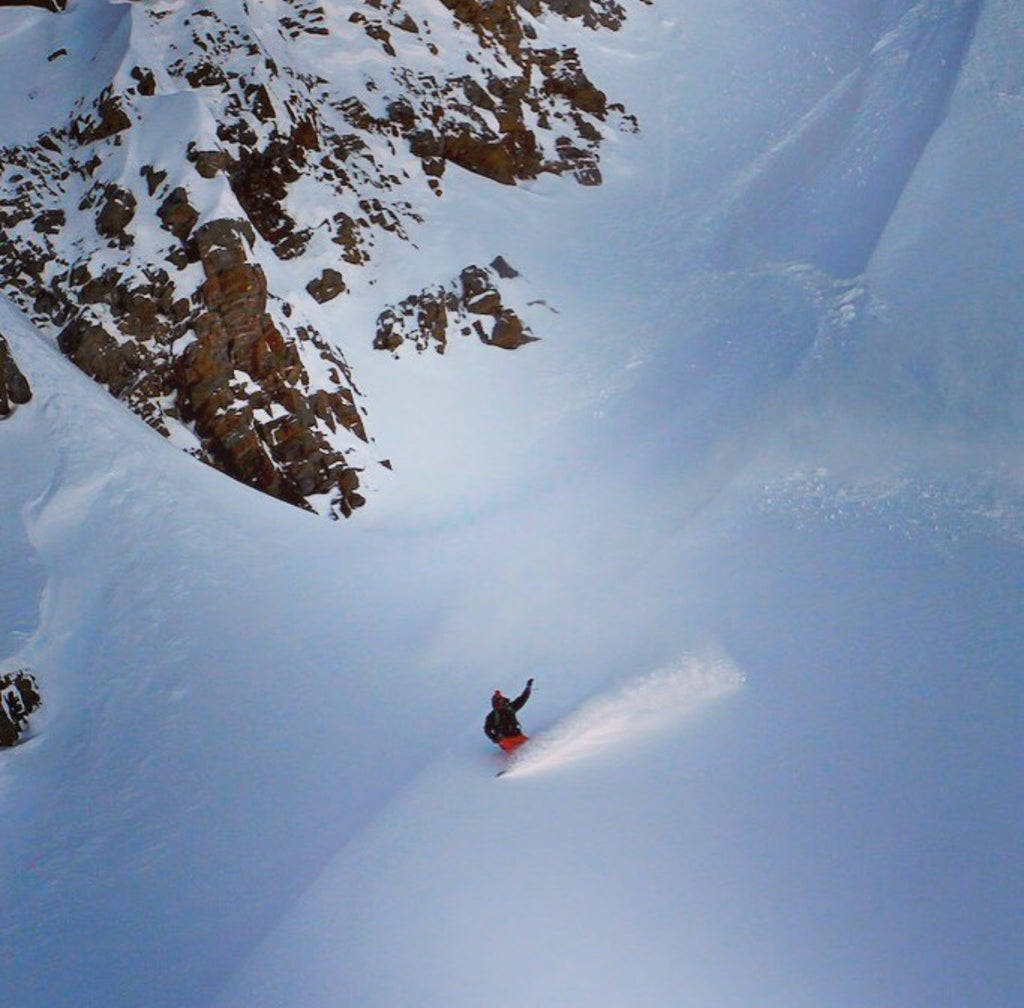 """All In One Day"" Justin Baun at Kicking Horse"