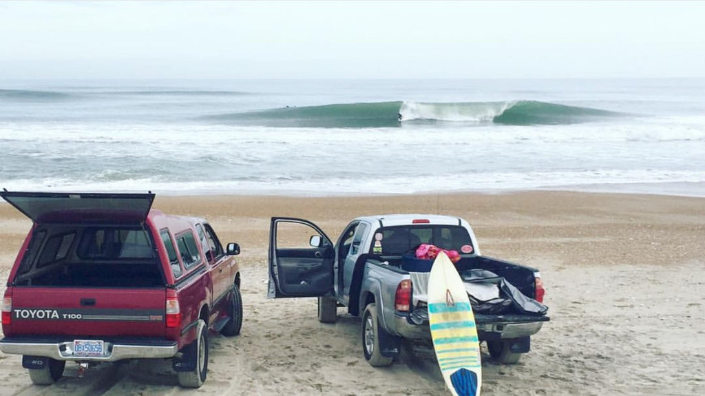 Thanksgiving Swell in OBX