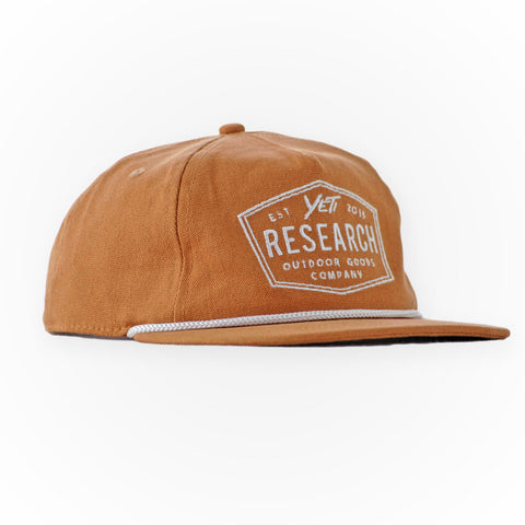 Yeti Research Co. - Unstructured Canvas Hat