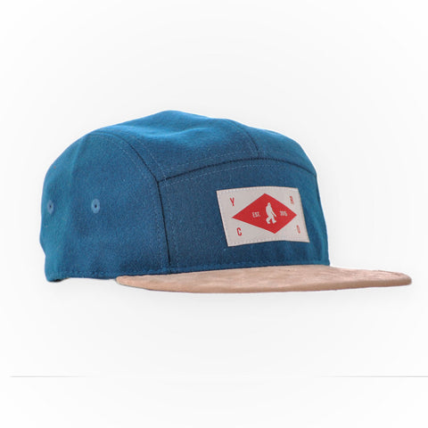 Yeti Research Co. - Blue Wool 5 Panel