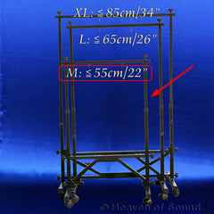 Gong stand medium size for gongs up to 55cm diameter