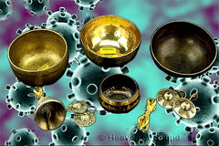 How to clean Singing Bowls, Bells & Gongs during COVID-19? Info from Heaven of Sound
