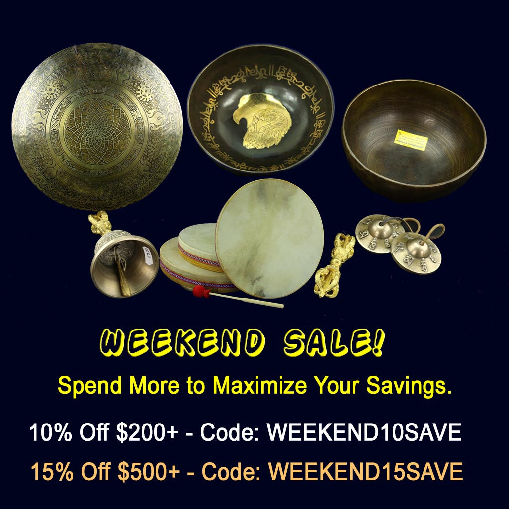 3 Day Weekend Flash Sale, Sep 14-16, 2019 at Heaven of Sound