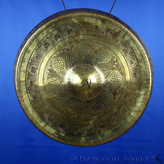 Certified Healing Temple Gongs at Heaven of Sound
