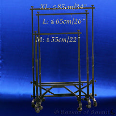 Metal Gong Stands
