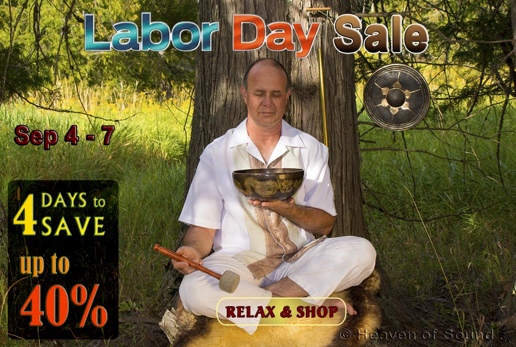 Labor Day Sale 2020 at Heaven of Sound