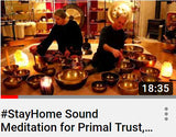 Free Sound Meditations from Heaven of Sound to help through the pandemic