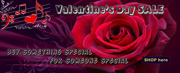 Happy Valentines Sale at Heaven of Sound