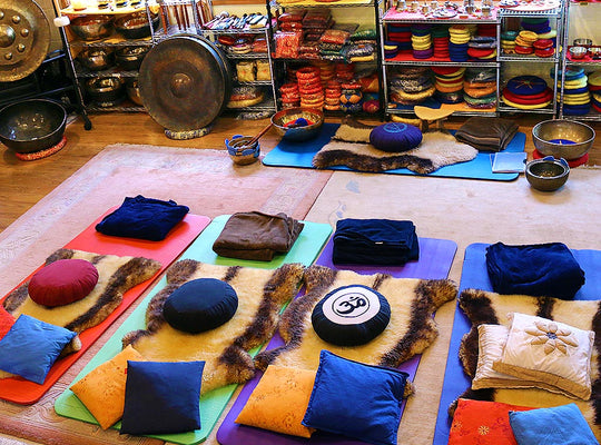 Certified Sound Meditation & Sound Bath Coach Upgrade Training at Heaven of Sound - 1