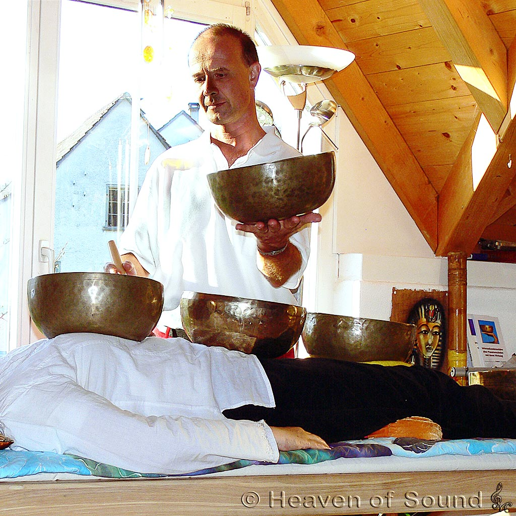 Sound Healing Therapy Professional Certification At Heaven Of Sound