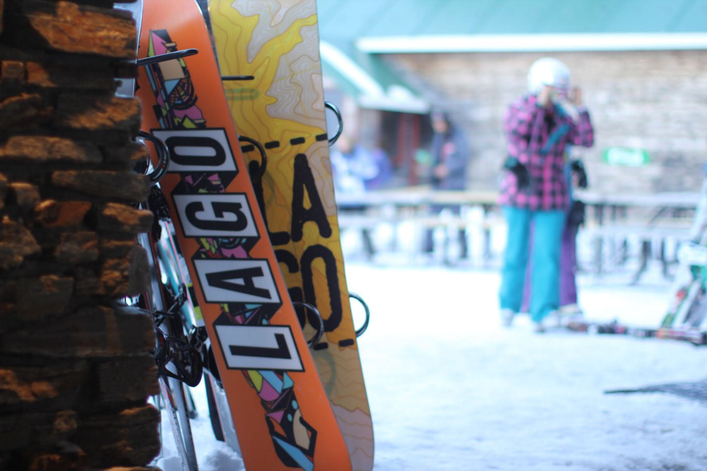 Lago Snowboards in the X-Games Holiday Gift Guide