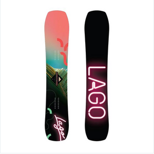 Lago Snowboards Double Barrel