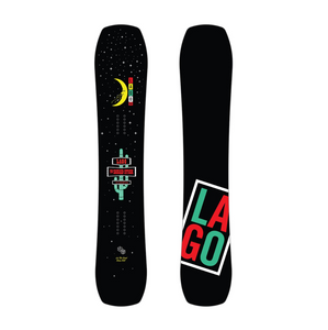 Lago Snowboards Shred Stick