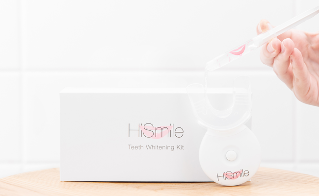 Shop the teeth whitening kit