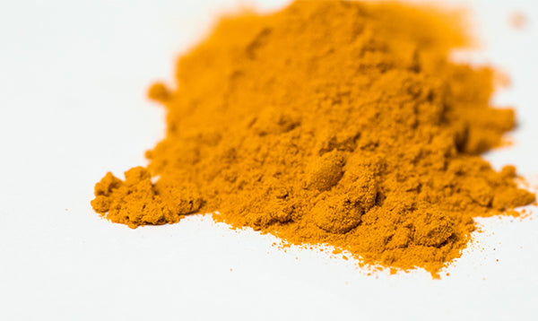 Turmeric is an orange root origionating in india as part of the ginder family.