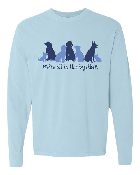 We're all in this Together Longsleeve Tee