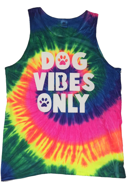 Dog Vibes Only Tank