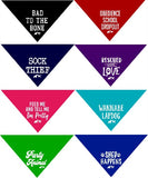 Doggie Bandanas-Small