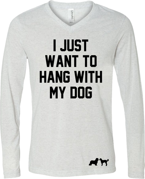 Hang with my Dog Longsleeve