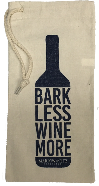 Bark Less Wine Tote