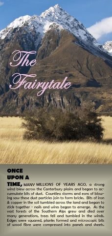 Fairytale - Evolution - Verity & Charity Publications