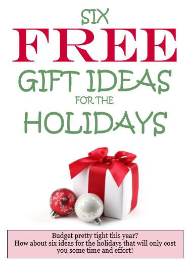 Free Holiday Gift Ideas - Christmas Tract - Verity & Charity Publications