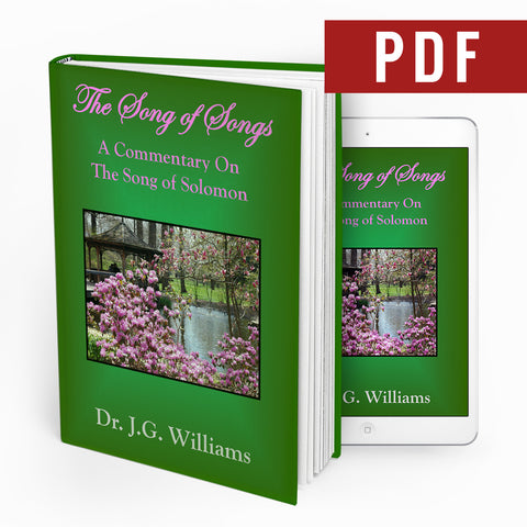 The Song of Songs - eBook - Verity & Charity Publications