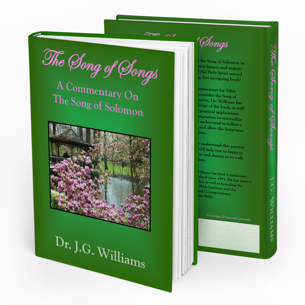 The Song of Songs - Verity & Charity Publications