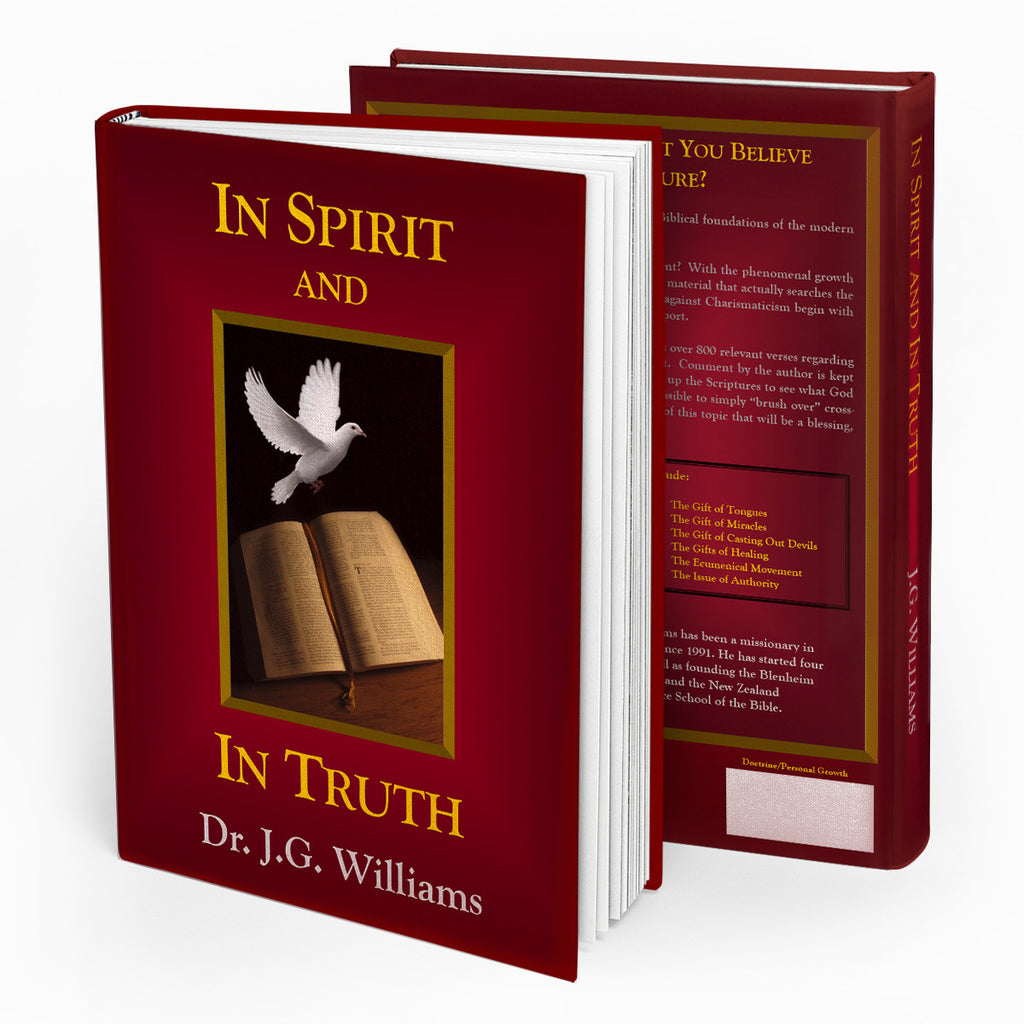In Spirit and In Truth - Verity & Charity Publications