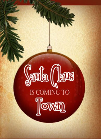 Santa Claus Is Coming to Town - Verity & Charity Publications