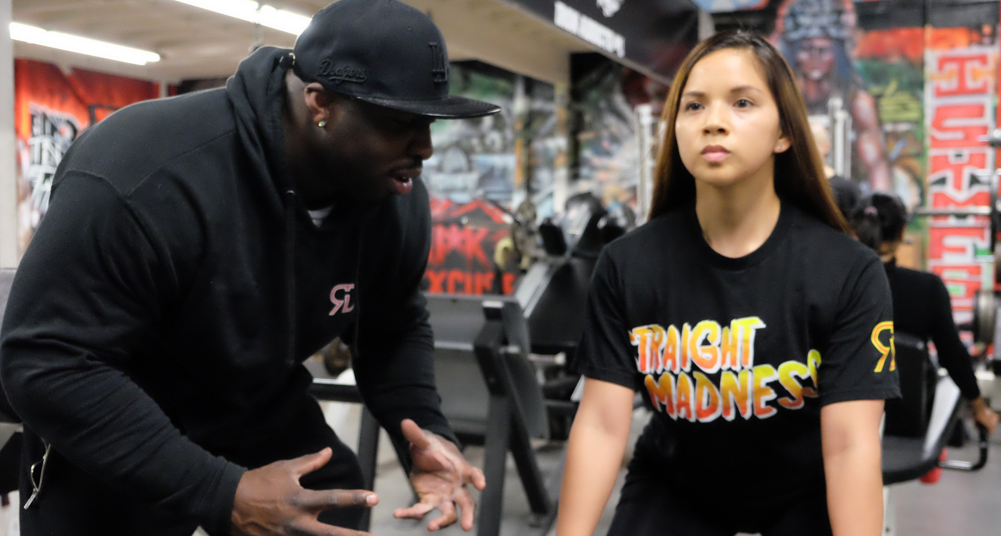 Train with Big Rob for Personal Training