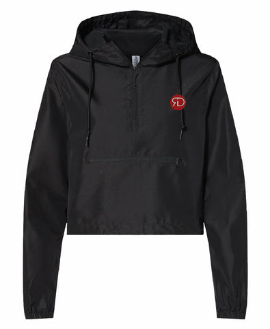 RDI CROP WINDBREAKER