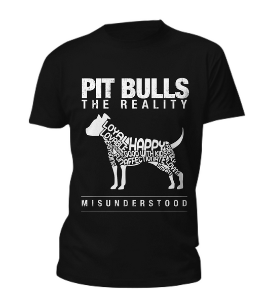 Pit Bulls: The Reality - Dogs Make Me Happy - 2