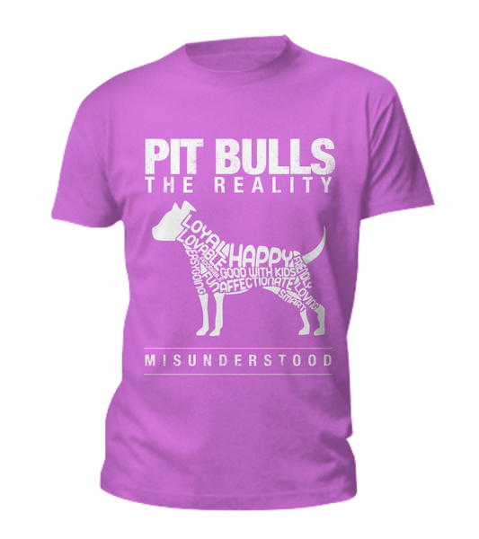 Pit Bulls: The Reality - Dogs Make Me Happy - 4