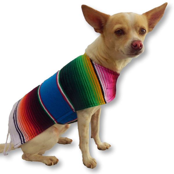 Handmade dog poncho - Wear as costume or for warmth - Dogs Make Me Happy - 2