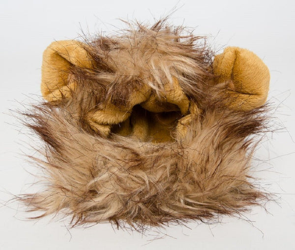Lion Mane costume for small dogs - Dogs Make Me Happy - 3