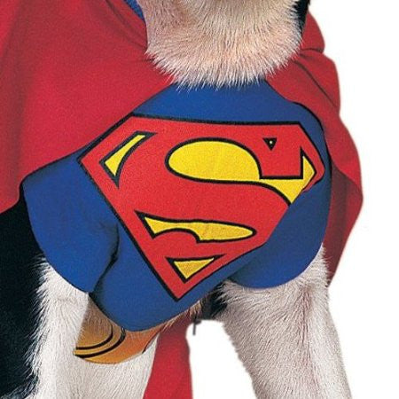 Superman dog costume - Dogs Make Me Happy - 3