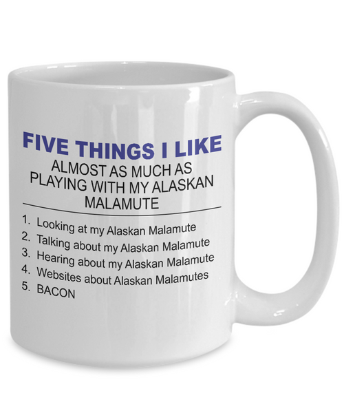 Five Thing I Like About My Alaskan Malamute - Dogs Make Me Happy - 4