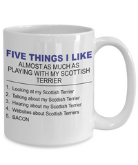 Five Thing I Like About My Scottish Terrier - Dogs Make Me Happy - 4