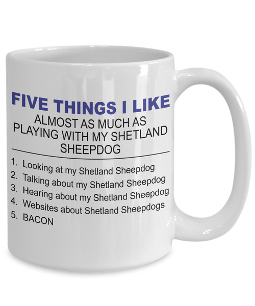 Five Thing I Like About My Shetland Sheepdog - Dogs Make Me Happy - 4