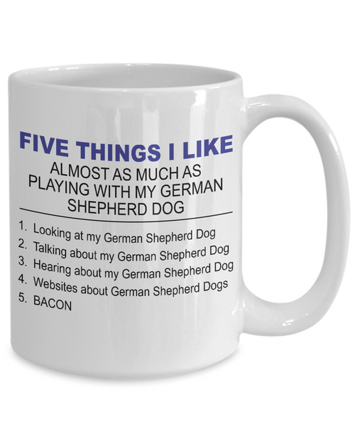 Five Thing I Like About My German Shepherd Dog - Dogs Make Me Happy - 4