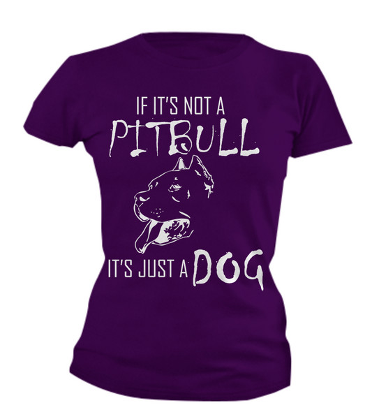 If It's Not A Pit... - Dogs Make Me Happy - 8
