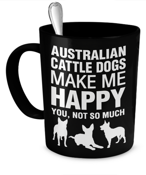 Australian cattle dogs mug