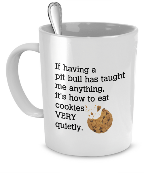 How To Eat Cookies VERY Quietly - Dogs Make Me Happy - 1