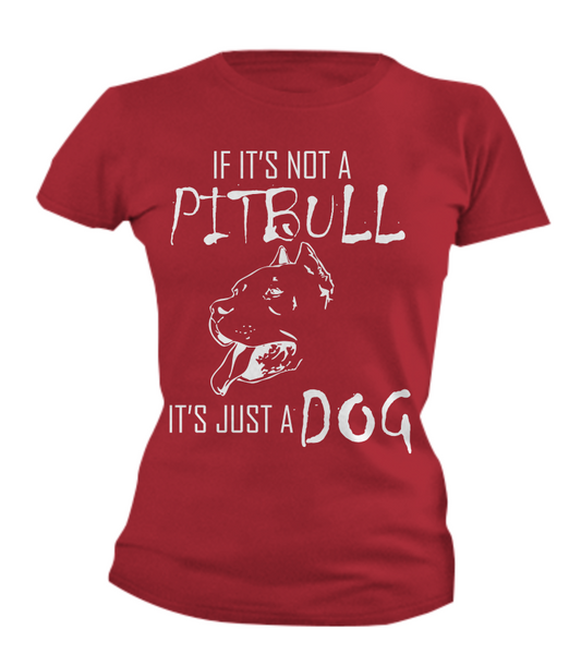 If It's Not A Pit... - Dogs Make Me Happy - 6