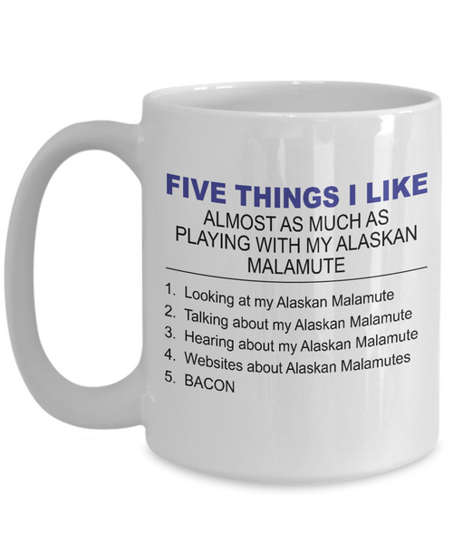 Five Thing I Like About My Alaskan Malamute - Dogs Make Me Happy - 3