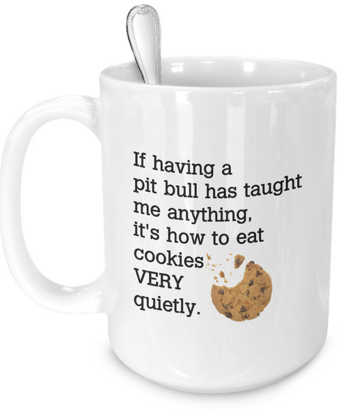How To Eat Cookies VERY Quietly - Dogs Make Me Happy - 3
