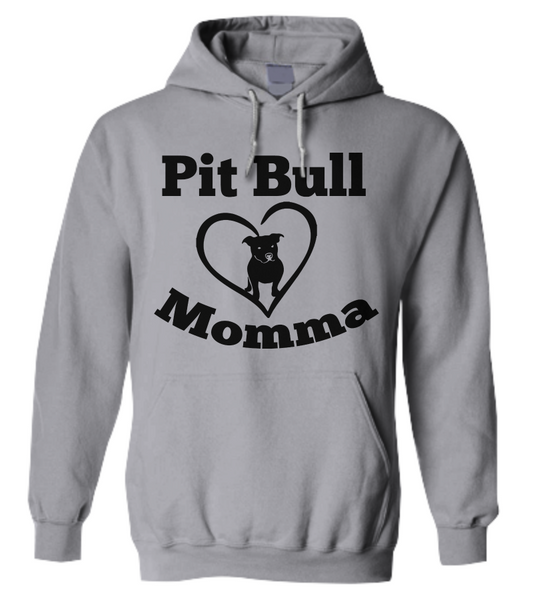 Pit Bull Momma - Dogs Make Me Happy - 5